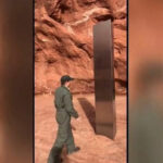 , Μυστηριώδης μεταλλικός μονόλιθος εντοπίστηκε στην έρημο της Γιούτα (vids), Eviathema.gr | Εύβοια Τοπ Νέα Ειδήσεις
