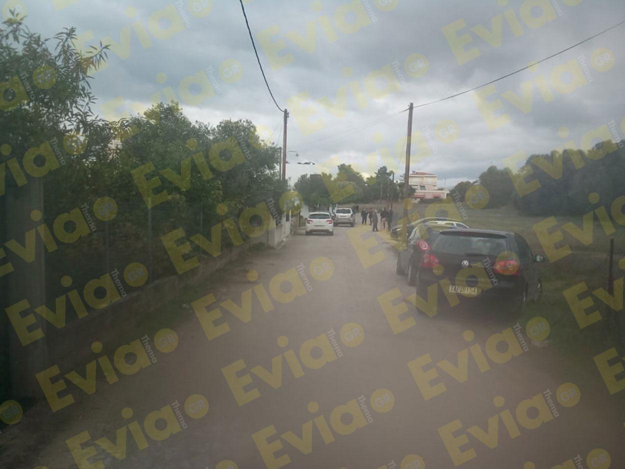 Χαλκίδας στην Εύβοια ο οποίος βρέθηκε δολοφονημένος μέσα στο σπίτι
