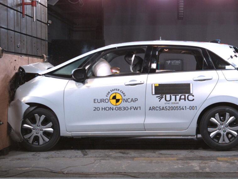 νέο Honda Jazz e:HEV απέσπασε τη μέγιστη βαθμολογία, Ασφάλεια 5 αστέρων το νέο Honda Jazz e:HEV, Eviathema.gr   Εύβοια Τοπ Νέα Ειδήσεις