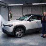 , Οι σχεδιαστές του μέλλοντος αξιολογούν το Mazda MX-30, Eviathema.gr   Εύβοια Τοπ Νέα Ειδήσεις