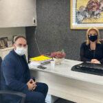 , Συνάντηση Μίλτου Χατζηγιαννάκη με την Έλενα Βάκα – Τι συζήτησαν, Eviathema.gr | Εύβοια Τοπ Νέα Ειδήσεις