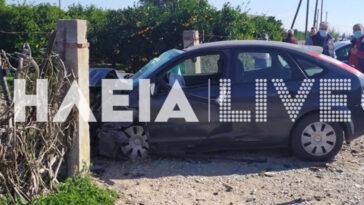 Σοβαρό τροχαίο σημειώθηκε το πρωί στην περιοχή του Τραγανού στην Ηλεία, Ηλεία: Ένας νεκρός και ένας τραυματίας σε τροχαίο δυστύχημα στο Τραγανό! Μετωπική θανάτου στο σημείο (Φωτό), Eviathema.gr | Εύβοια Τοπ Νέα Ειδήσεις