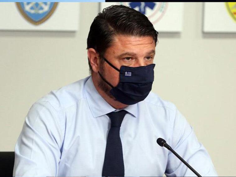 Διευκρινήσεις για τα μέτρα που ισχύουν από αύριο, Τριακόσια ευρώ το πρόστιμο για μάσκα και «παράνομη» κυκλοφορία, Eviathema.gr | Εύβοια Τοπ Νέα Ειδήσεις