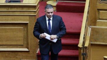 Βουλευτής Φθιώτιδας Θέμης Χειμάρας