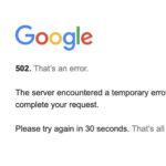 , «Έπεσαν» Google και YouTube σε όλο τον κόσμο, Eviathema.gr | Εύβοια Τοπ Νέα Ειδήσεις