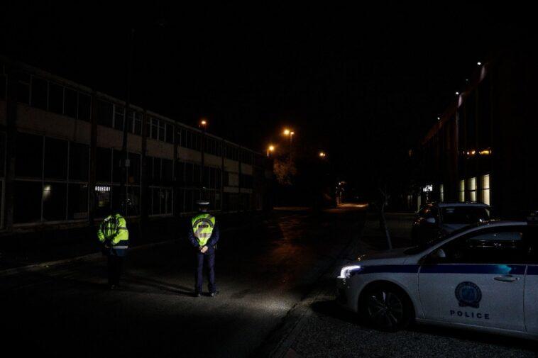 Ασπρόπυργος Επίθεση σε Αστυνομικούς