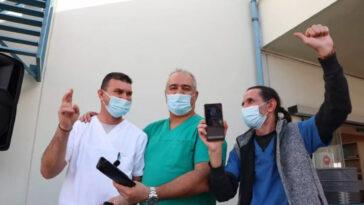 Dj στα επείγοντα του Πανεπιστημιακού Νοσοκομείου