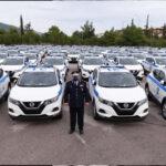 Ελληνικής Αστυνομίας με Nissan QASHQAI