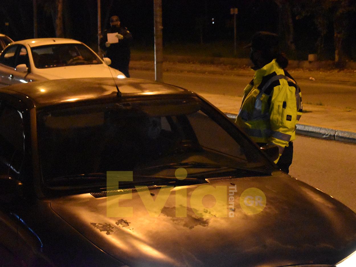 Κυκλοφοριακό σημειώθηκε το απόγευμα της Τετάρτης στην είσοδο της Εύβοιας