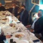 , Κορονοϊός: Χαμός με το τραπέζωμα Δημάρχου χωρίς μάσκες, Eviathema.gr   Εύβοια Τοπ Νέα Ειδήσεις