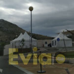 , ΑΠΟΚΛΕΙΣΤΙΚΟ: Για τα χειρότερα ετοιμάζονται στο Νοσοκομείο Χαλκίδας – Έστησαν σκηνές έξω από τα εξωτερικά ιατρεία [ΦΩΤΟΓΡΑΦΙΑ], Eviathema.gr | Εύβοια Τοπ Νέα Ειδήσεις