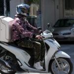 , Λαμία: Στο νοσοκομείο ντελιβεράς που τραυματίστηκε σε τροχαίο! Τον άφησε αβοήθητο στο δρόμο (Βίντεο), Eviathema.gr | Εύβοια Τοπ Νέα Ειδήσεις