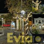 """, Δημήτρης Σέρρας:""""Στολισμένη και γιορτινή η παλιά πλατεία του Βασιλικού, αγαπημένος χώρος γεμάτος αναμνήσεις ζωής…"""", Eviathema.gr   Εύβοια Τοπ Νέα Ειδήσεις"""