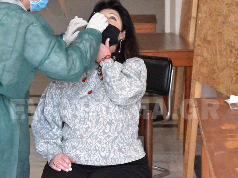 Δήμος Χαλκιδέων: Rapid Test