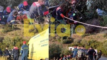 Τροχαίο σημειώθηκε λίγο μετά τις 4 το απόγευμα της Τρίτης σε δρόμο στην Πάνω Βάθεια κοντά στην Ερέτρια Ευβοίας., Τροχαίο στην Πάνω Βάθεια Ερέτριας – Τραυματίστηκε ο οδηγός [ΦΩΤΟΓΡΑΦΙΕΣ], Eviathema.gr | ΕΥΒΟΙΑ ΝΕΑ - Νέα και ειδήσεις από όλη την Εύβοια
