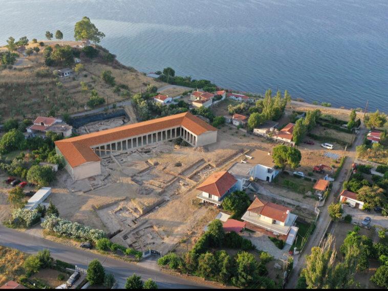 Αρχαιολογικές Ανασκαφές Αμάρυνθος