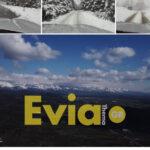 Εύβοια Νέα Χιόνια Βουνά