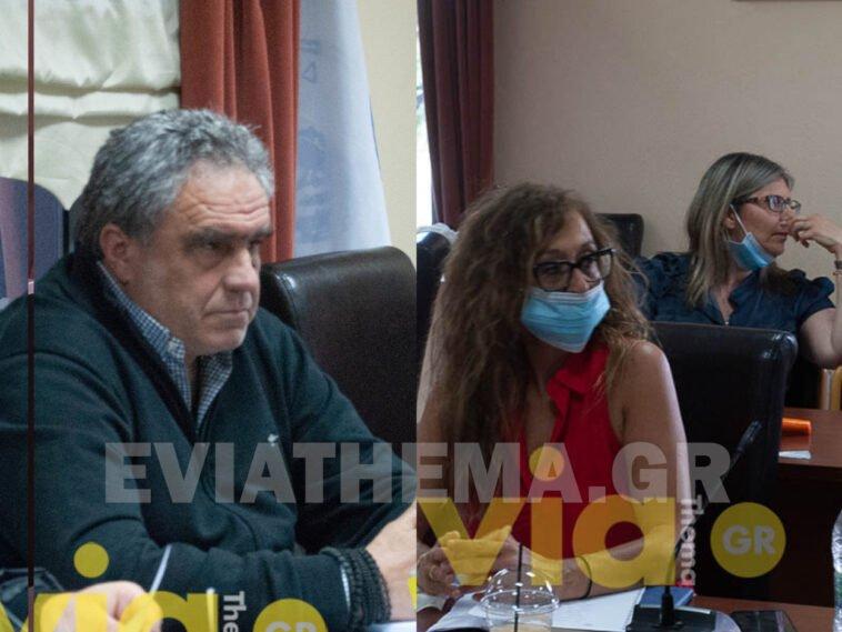 Η Επικεφαλής της Μείζονος αντιπολίτευσης του Δήμου Διρφύων Μεσσαπίων Τζοβάννα Γκόγκου στο πρόσφατο Δημοτικό Συμβούλιο, Συναλλαγές με συγκεκριμένο ΜΜΕ ο Γιώργος Ψαθάς;, Eviathema.gr | Εύβοια Τοπ Νέα Ειδήσεις