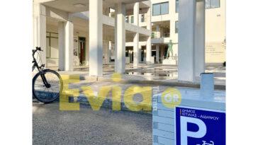 Δήμος Ιστιαίας Θέσεις parking για ποδήλατα