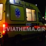, Αυτοκίνητο «καρφώθηκε» στις προστατευτικές μπάρες – Νεκρός ο οδηγός, Eviathema.gr | Εύβοια Τοπ Νέα Ειδήσεις