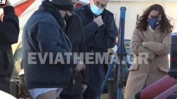 Ερέτρια Πραγματογνώμονας, Απίστευτο – Ερέτρια Ευβοίας: Δείτε τι έπαθε ο Δικαστικός πραγματογνώμονας υπόθεσης Βαλυράκη Live στις κάμερες [ΒΙΝΤΕΟ], Eviathema.gr | Εύβοια Τοπ Νέα Ειδήσεις