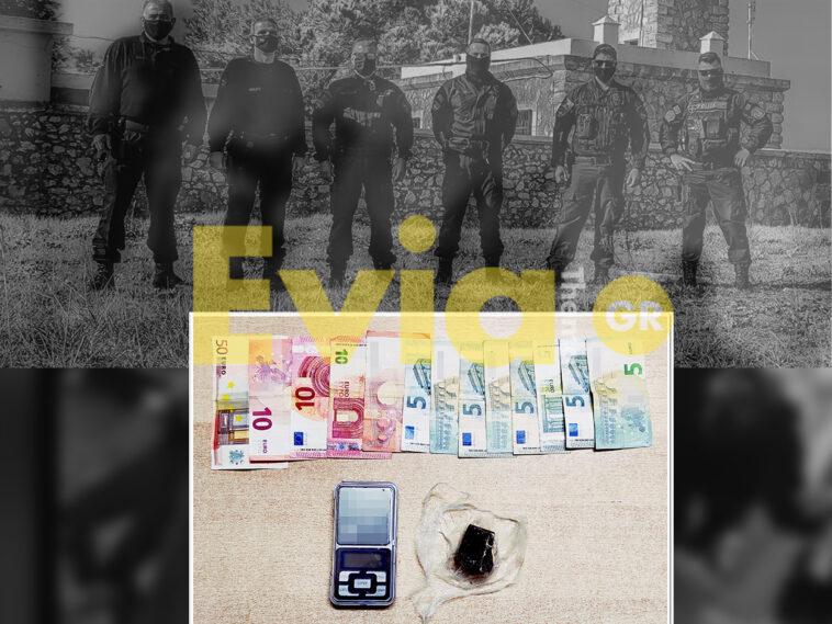 Σύλληψη Ναρκωτικών ιστιαία