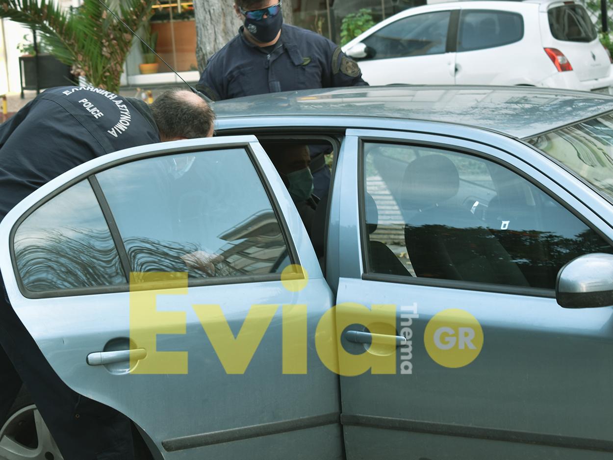 Ασφάλεια Χαλκίδας Δολοφόνος Τσακανίκα