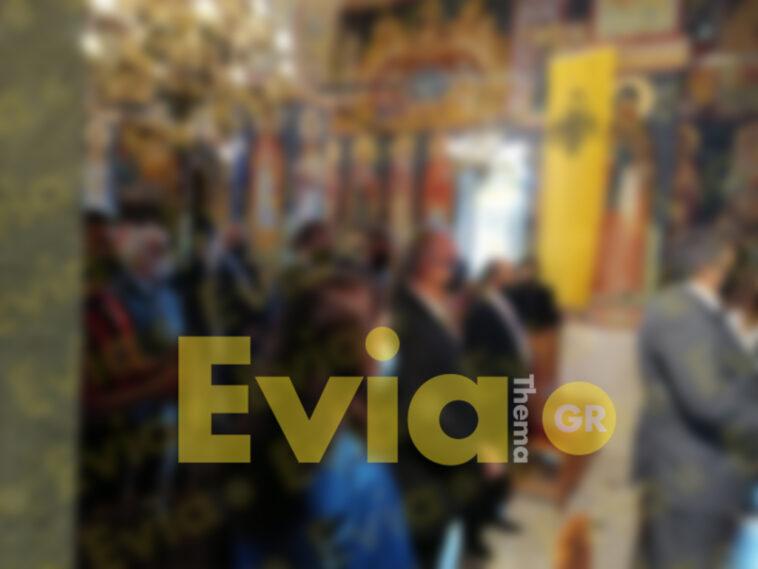 Ψαχνά Νέα Θεοφάνια Ιερός Ναός Αγίου Νικολάου