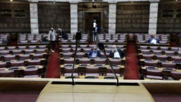 Κρούσματα Κορονοϊού στην Βουλή