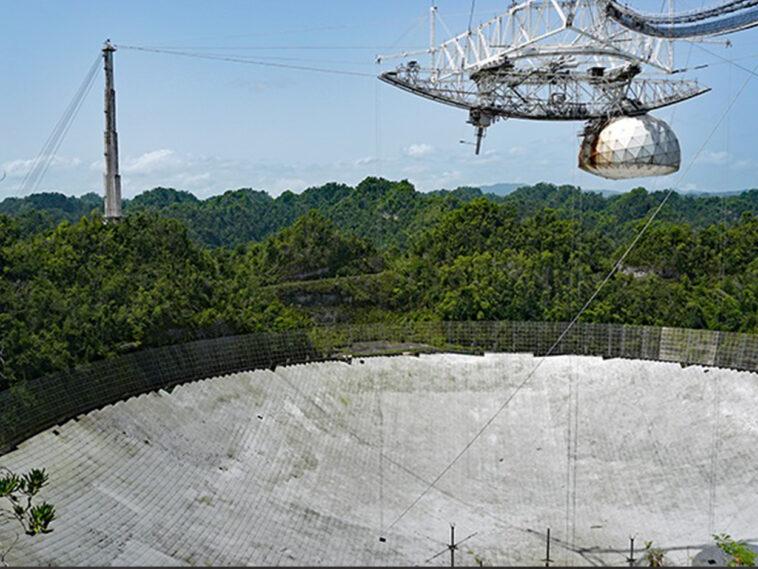 οκτώ εκατομμύρια δολάρια για την ανακατασκευή του τηλεσκοπίου του Αστεροσκοπείου του Αρεσίμπο, Το Πουέρτο Ρίκο θα διαθέσει 8 εκατομμύρια δολάρια για την ανακατασκευή του τηλεσκοπίου του Αρεσίμπο, Eviathema.gr   Εύβοια Τοπ Νέα Ειδήσεις