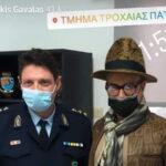 , Λάκης Γαβαλάς: Αφού του πήραν τις πινακίδες έβγαλε selfie μέσα στην Τροχαία, Eviathema.gr   Εύβοια Τοπ Νέα Ειδήσεις