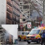 , Ισχυρή έκρηξη στο κέντρο της Μαδρίτης- Δύο νεκροί, πολλοί τραυματίες, Eviathema.gr | Εύβοια Τοπ Νέα Ειδήσεις