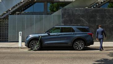 Το νέο και τεχνολογικά προηγμένο Ford Explorer Plug-In Hybrid, Νέο Ford Explorer Plug-In Hybrid., Eviathema.gr | Εύβοια Τοπ Νέα Ειδήσεις