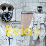 """, Λιβαδειά: Βανδάλισαν το μνημείο του Άγνωστου Στρατιώτη – Δήμος Λεβαδέων:""""αποτελεί πρόκληση και αντιπροσωπεύει το σκοτάδι και τον φανατισμό…"""", Eviathema.gr   Εύβοια Τοπ Νέα Ειδήσεις"""