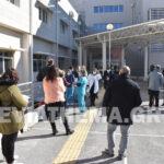 Χαλκίδα Νέα Διαμαρτυρία στο Νέο Νοσοκομείο