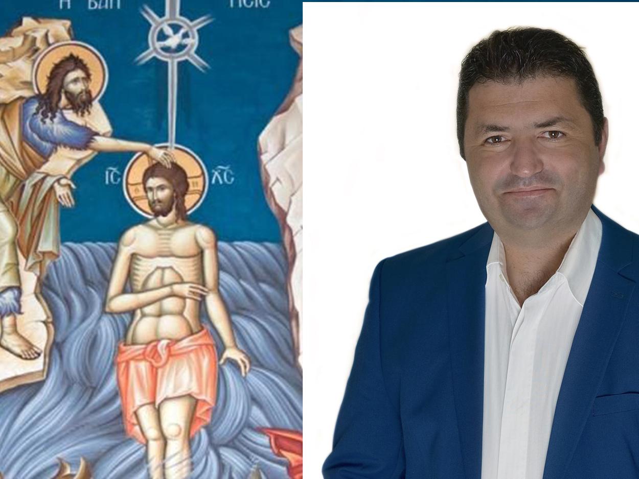 Γιώργος Τσαπουρνιώτης Θεοφάνια