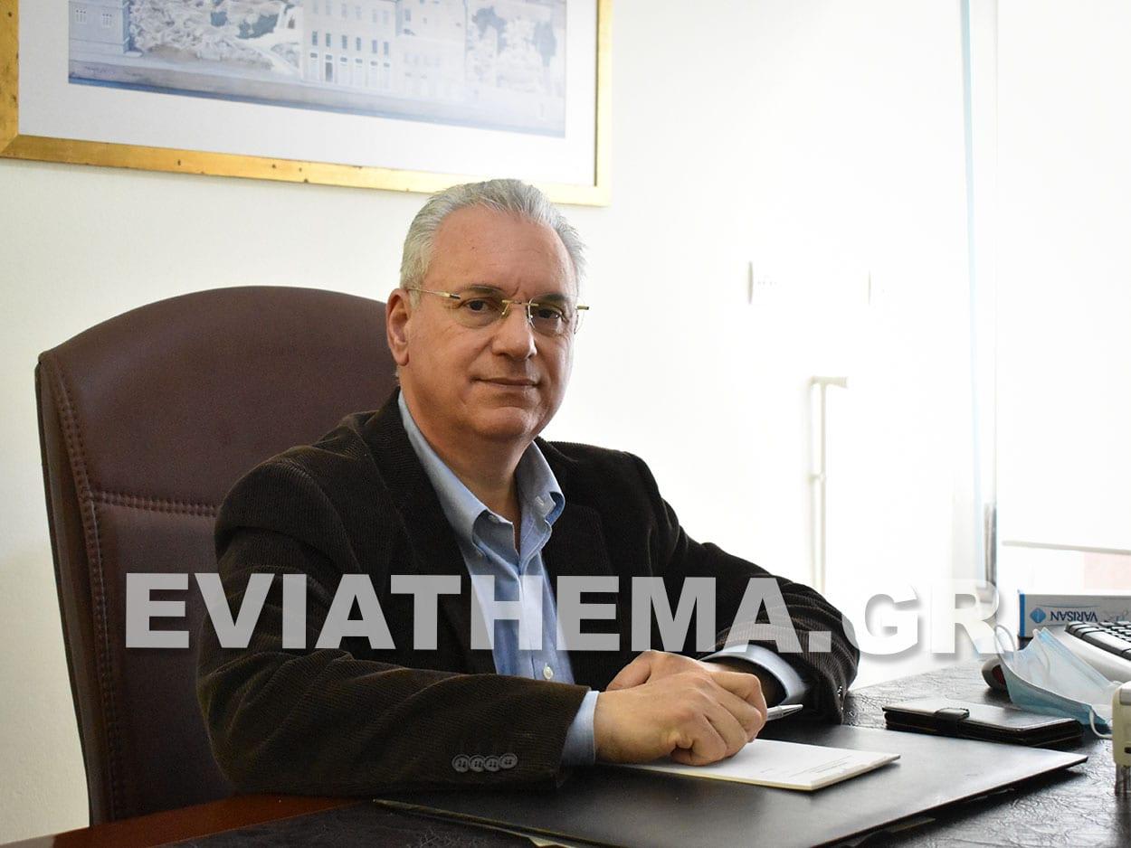 Κώστας Μαρκόπουλος αποκατάσταση της Δημοκρατίας στην Ελλάδα