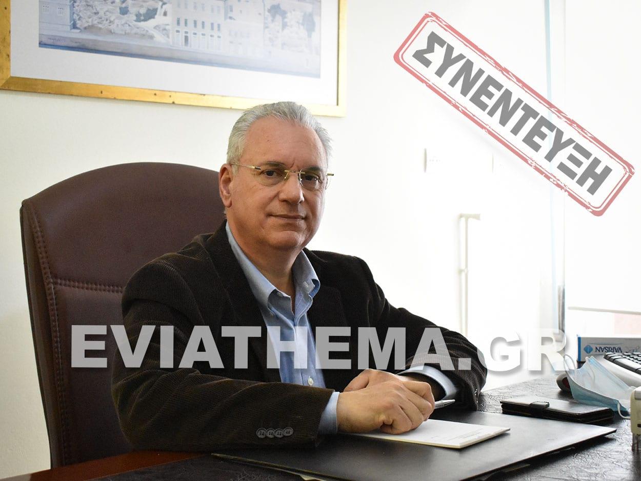 Κώστας Μαρκόπουλος Συνέντευξη