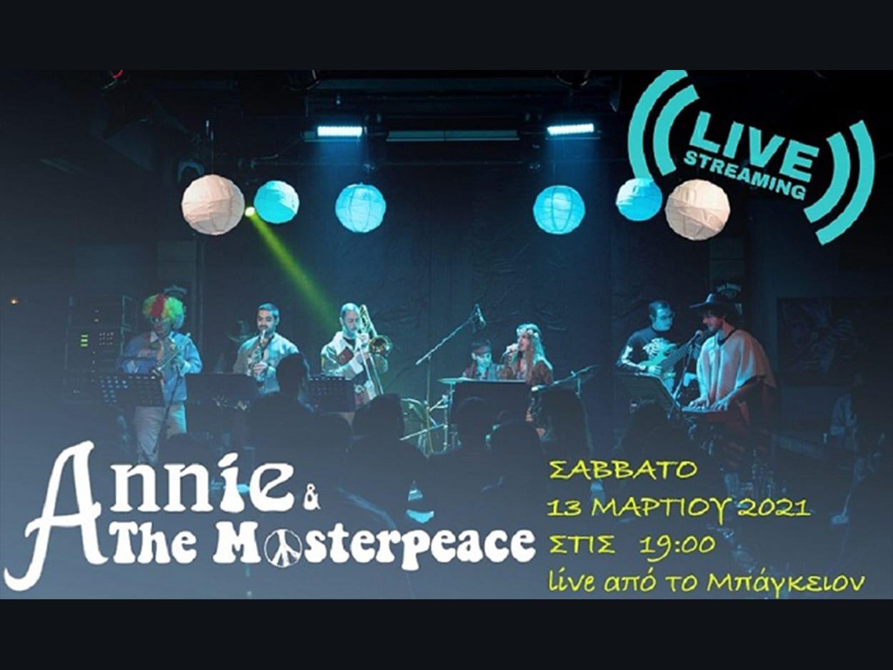 Αnnie & the Masterpeace