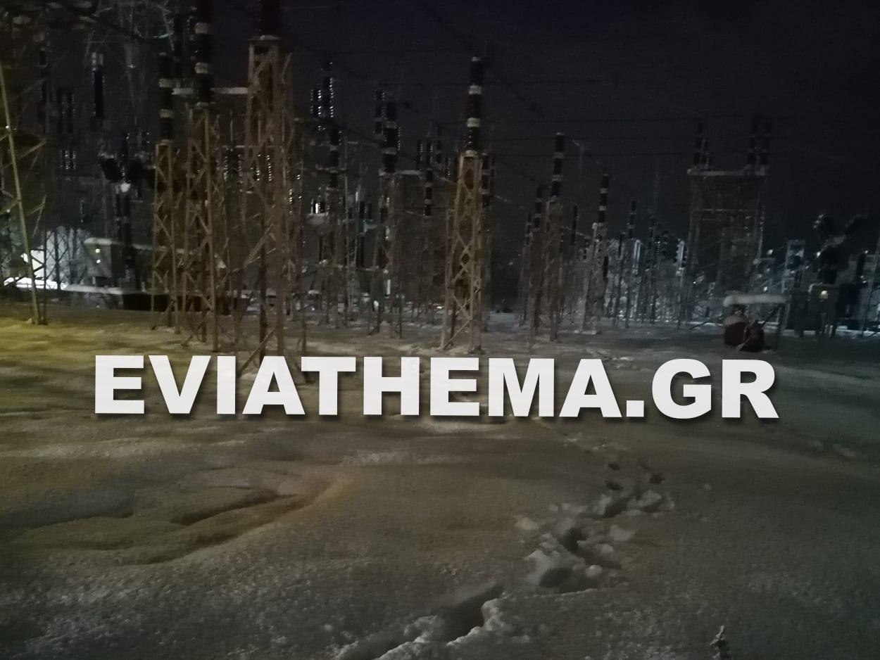 Τεράστιο το πρόβλημα ηλεκτροδότησης και στην Βόρεια Εύβοια, Κακοκαιρία Μήδεια – Βόρεια Εύβοια: Ποιες περιοχές δεν θα έχουν ρεύμα μέχρι αύριο, Eviathema.gr | Εύβοια Τοπ Νέα Ειδήσεις