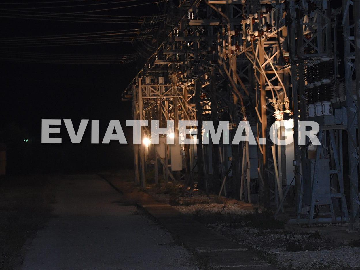 Έκρηξη στον υποσταθμό της ΔΕΗ στα Ψαχνά Ευβοίας, ΕΚΤΑΚΤΟ: Έκρηξη στον υποσταθμό της ΔΕΗ στα Ψαχνά Ευβοίας – Το black out των 10 λεπτών που προκάλεσε κουνάβι [ΦΩΤΟΓΡΑΦΙΕΣ – ΒΙΝΤΕΟ], Eviathema.gr | ΕΥΒΟΙΑ ΝΕΑ - Νέα και ειδήσεις από όλη την Εύβοια