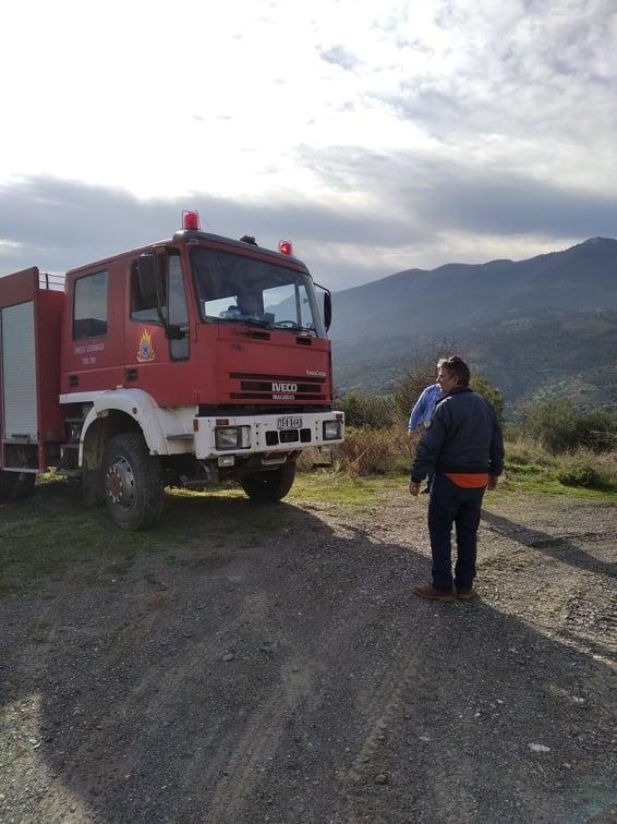 Πυρκαγιά εν υπεθρω σημειώθηκε σήμερα Κυριακή 07/02 το μεσημέρι στην περιοχή από Γυμνού προς Σεττα, Ερέτρια Ευβοίας: Πυρκαγιά το μεσημέρι της Κυριακής σε δύσβατη περιοχή κοντά στην Σέττα – Άμεση η κατάσβεση[ΦΩΤΟΓΡΑΦΙΕΣ], Eviathema.gr   ΕΥΒΟΙΑ ΝΕΑ - Νέα και ειδήσεις από όλη την Εύβοια