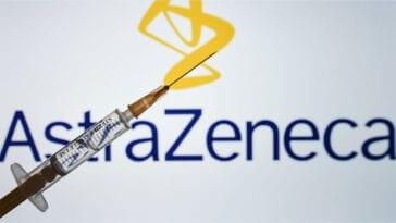 χορήγηση του εμβολίου της AstraZeneca