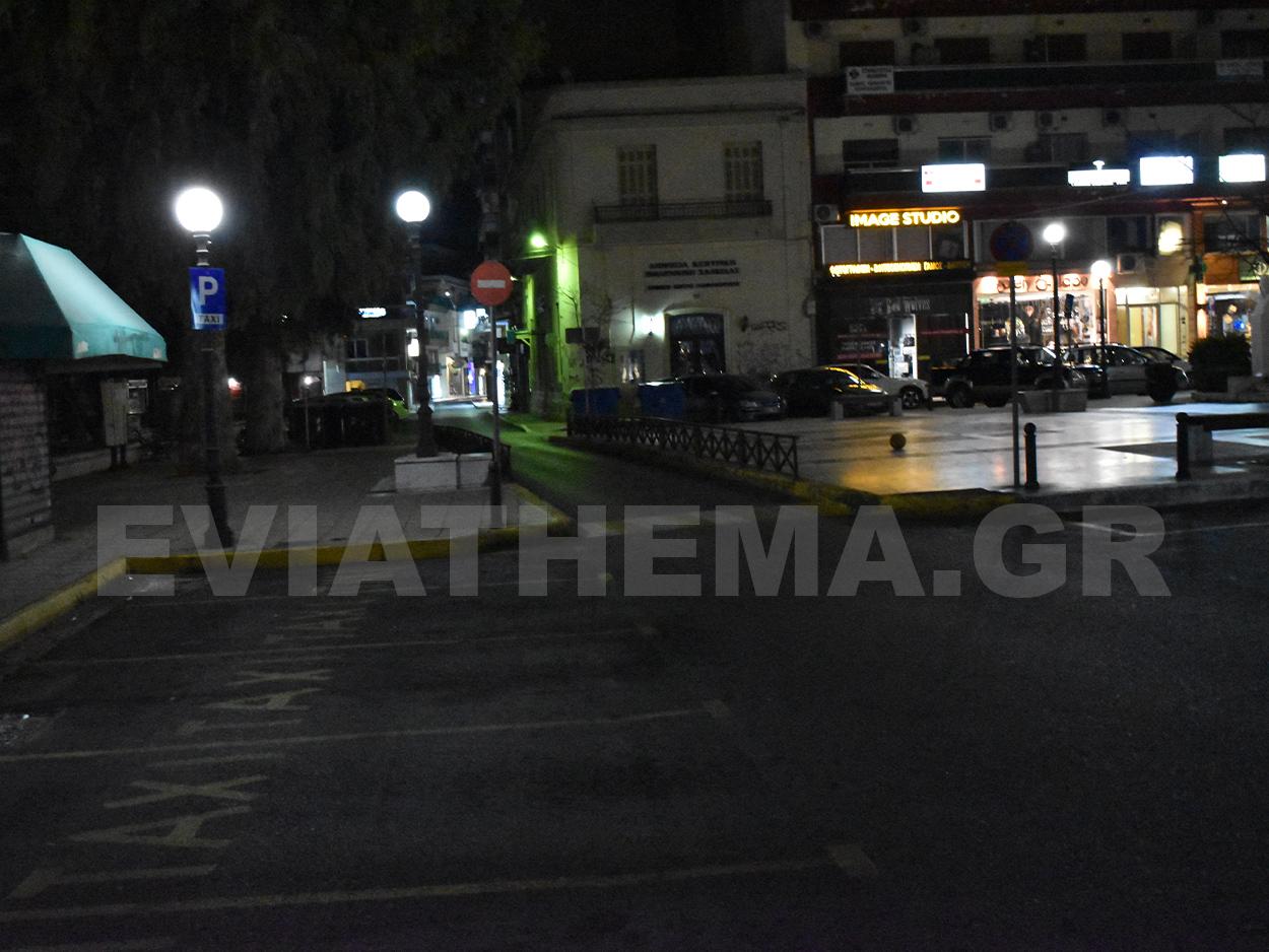 Σκληρό lockdown επιβλήθηκε από σήμερα Σαββάτου 6 Φεβρουαρίου το πρωί σε Θήρα Μύκονο Πάτρα Χαλκίδα