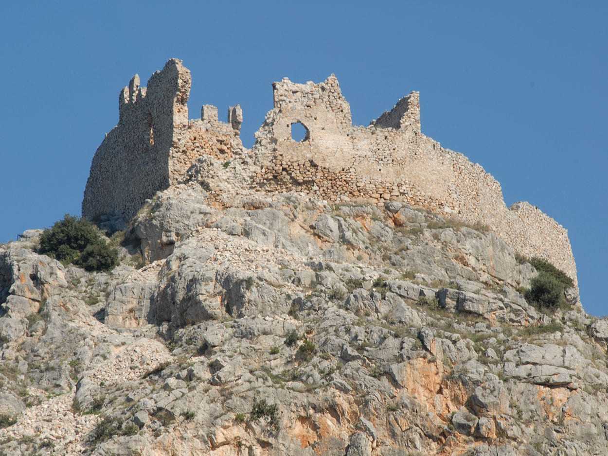 Κάστρο των Φύλλων Χαλκίδα