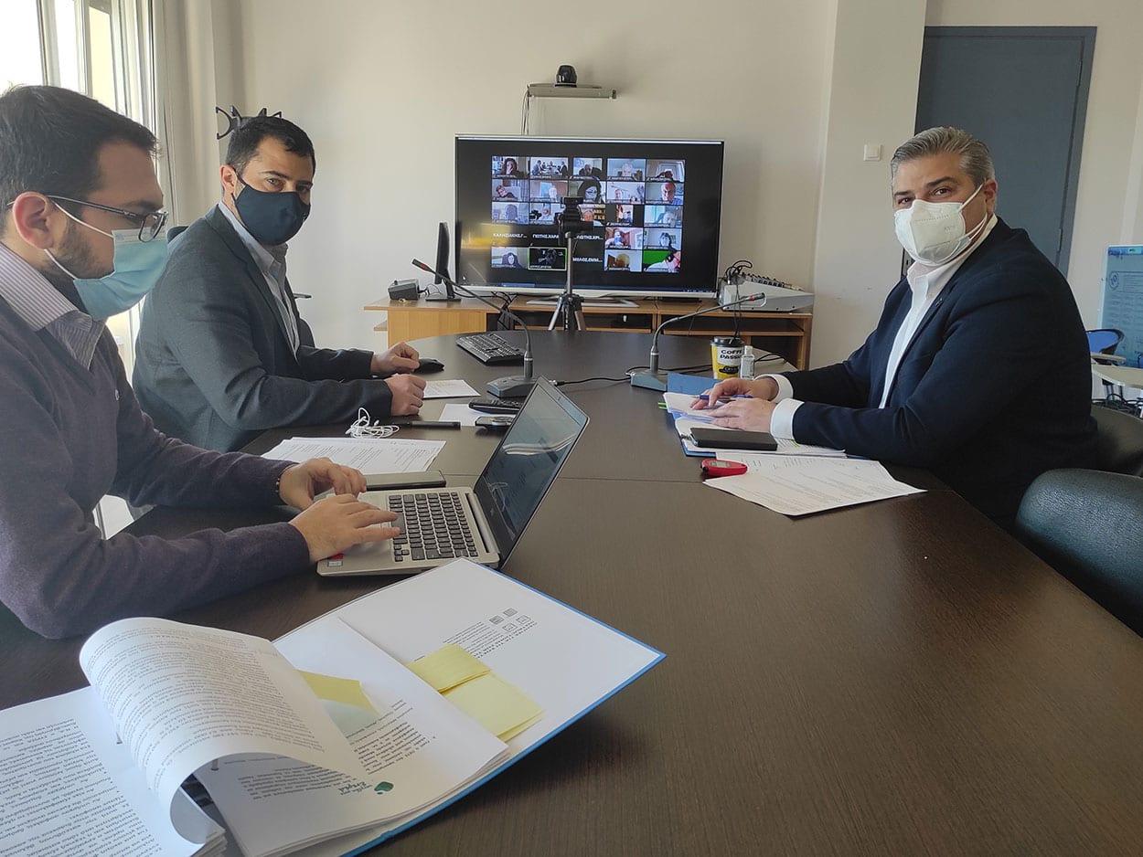 2η Τακτική Συνεδρίαση του Περιφερειακού Συμβουλίου Στερεάς Ελλάδας