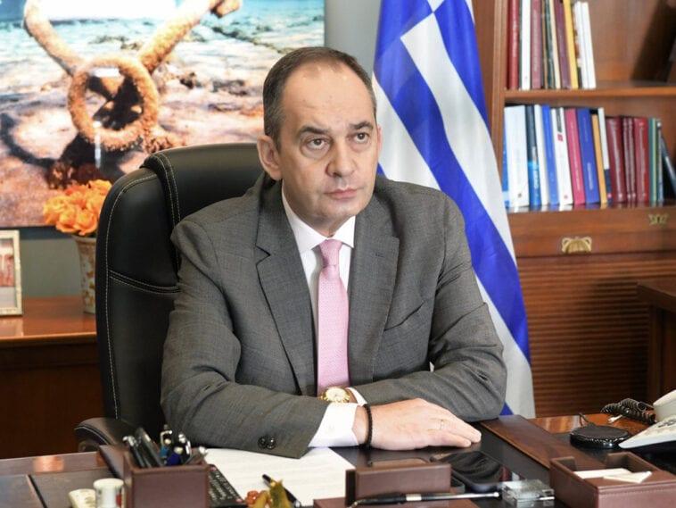 Ο Υπουργός Ναυτιλίας και Νησιωτικής Πολιτικής κ. Γιάννης Πλακιωτάκης, Υπογράφηκε σήμερα η 2η Υπουργική Διακήρυξη της Ένωσης για τη Μεσόγειο για τη Γαλάζια Οικονομία, Eviathema.gr | Εύβοια Τοπ Νέα Ειδήσεις