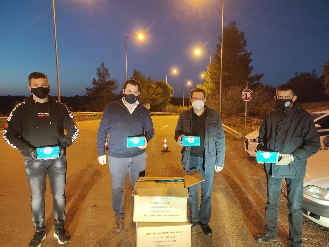 Σε μια περίοδο εξαιρετικά κρίσιμη αναφορικά με την πορεία εξάπλωσης της πανδημίας του Covid-19 στη χώρα η Μαλεσίνα, Στήριξη των κατοίκων της Μαλεσίνας του Δήμου Λοκρών από την Περιφέρεια Στερεάς Ελλάδας με χορηγία 75.000 μασκών μιας χρήσης, Eviathema.gr | Εύβοια Τοπ Νέα Ειδήσεις