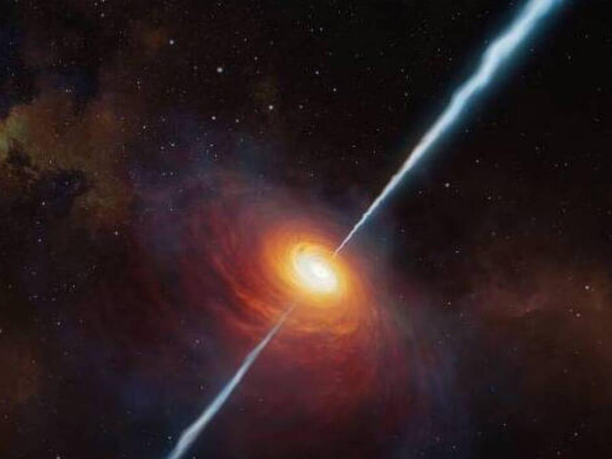 Φωτεινό Αντικείμενο Διάστημα