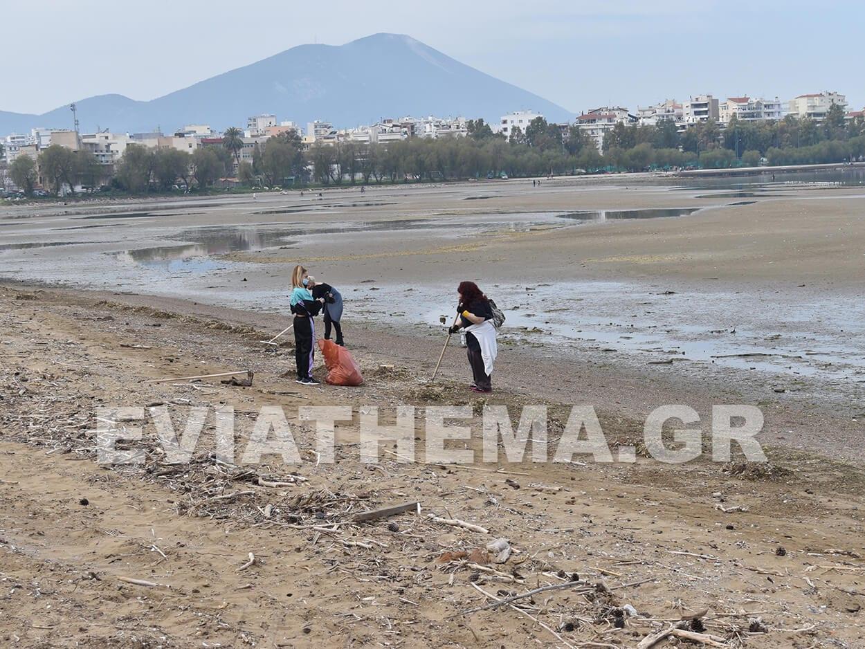 Δράση Καθαρισμού Λιαννή Άμμος
